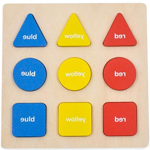puzzle jigsaw toy shape recognition