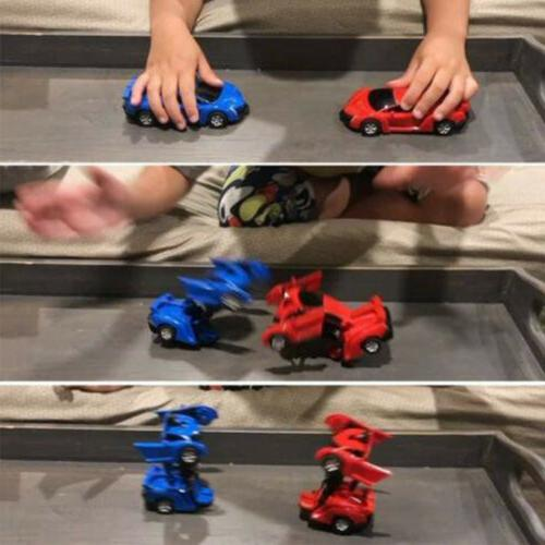 Robot Automatic Vehicle Transformers Kids Toys