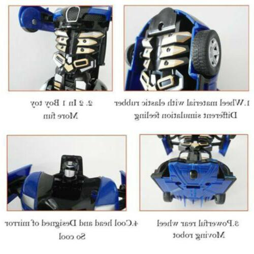 Robot Automatic Transformers Toys