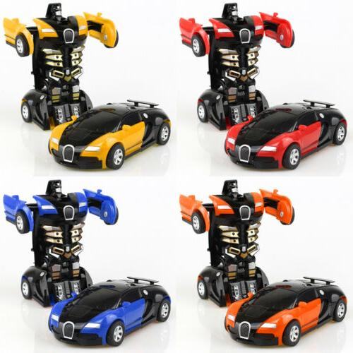 robot car baby gift automatic vehicle cool