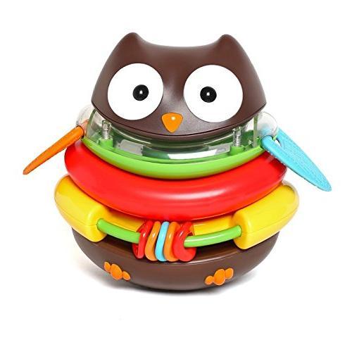 rocking owl stacker