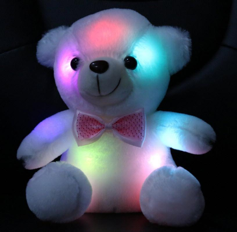 Night Room Children LED Cute Bear