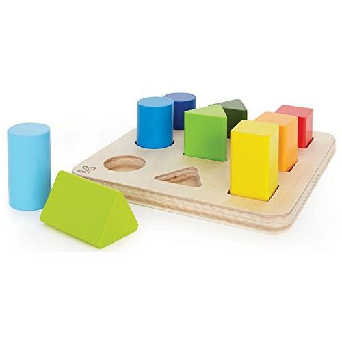 shape wooden block sorter