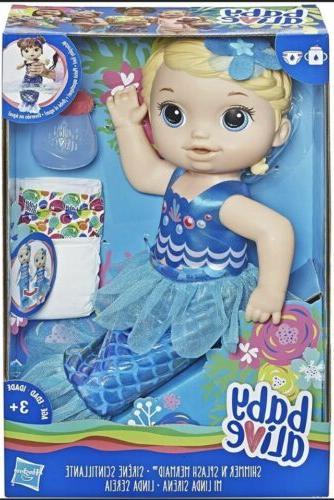 shimmer n splash mermaid