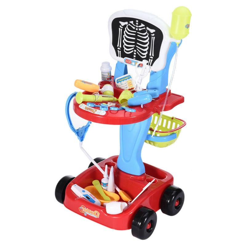 Trolley Toy Pretend Kid Role