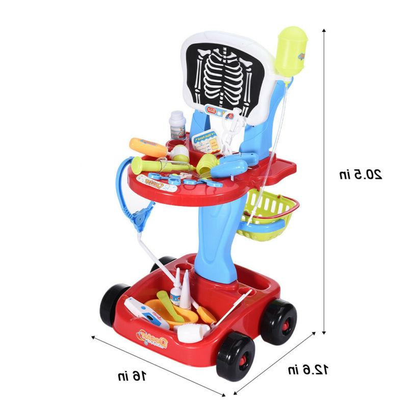 Trolley Playset Kid Role XmasPlay