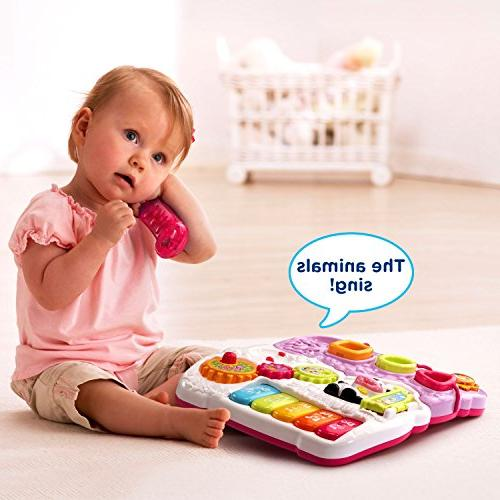 VTech Sit-to-Stand Walker , Pink