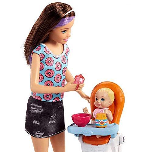 Barbie Skipper Doll Playset