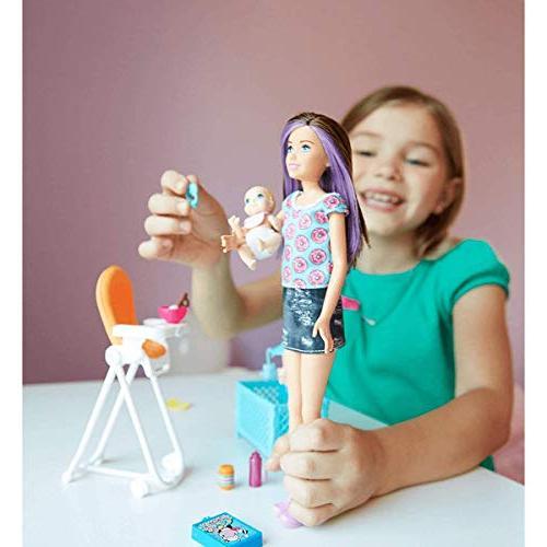 Barbie Skipper Doll
