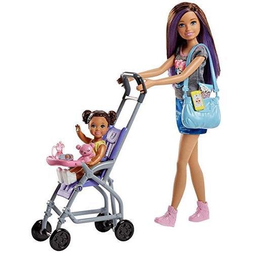 Barbie Skipper Babysitters Inc. Doll