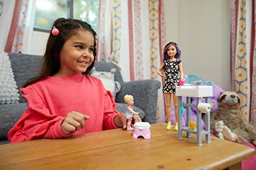 Barbie Potty