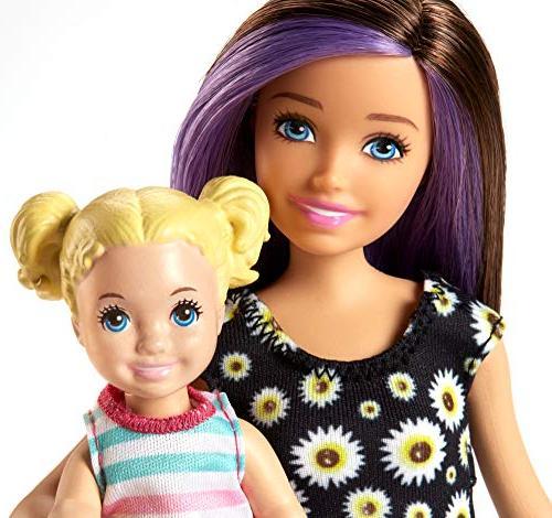 Barbie Skipper Potty