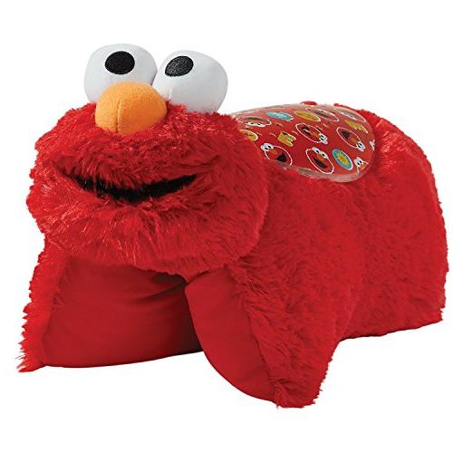 Pillow Pets Sesame Stuffed Comfort Great Boys All Ages