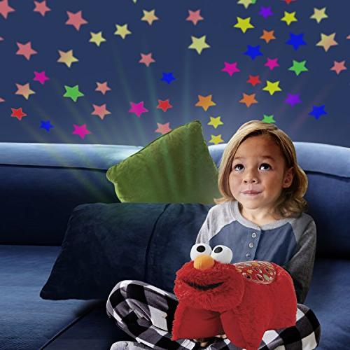 Pillow Sesame Street Stuffed Plush for Sleep, and Comfort - Boys and All