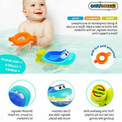Soft Baby Swimming