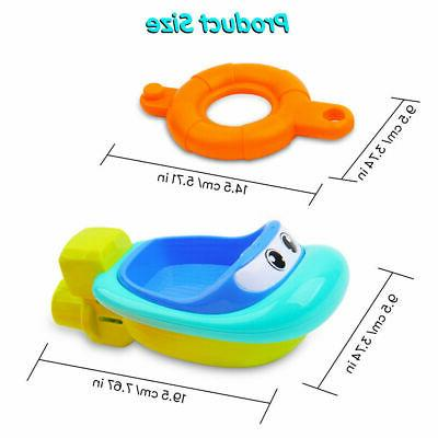 Soft Toys Bathing Swimming