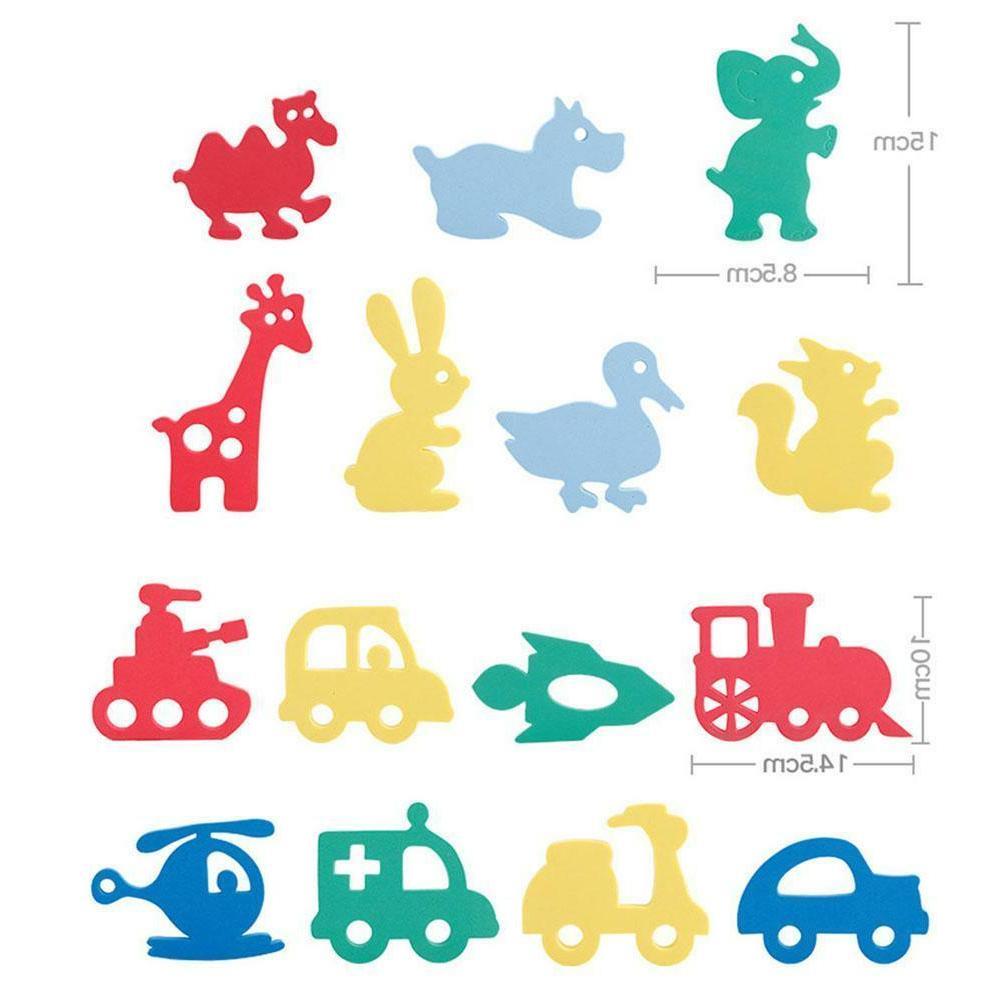 soft eva 3m baby bath puzzles foam