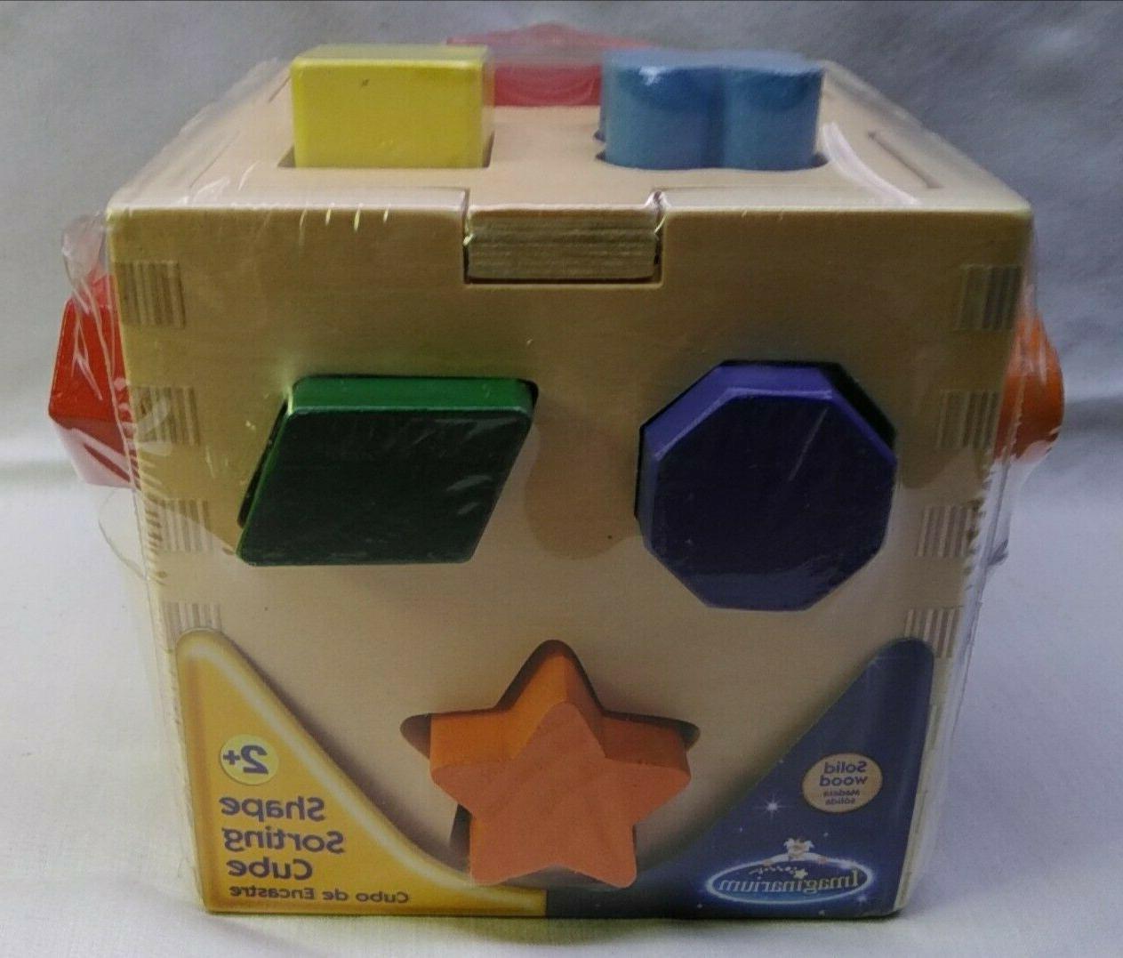 Imaginarium Sorting Cube