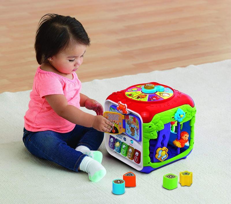 VTech & Discover Activity Cube