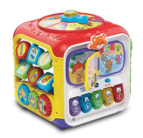 sort discover activity cube