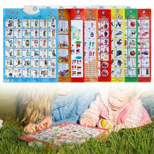Sound Chart Multifunction Toys