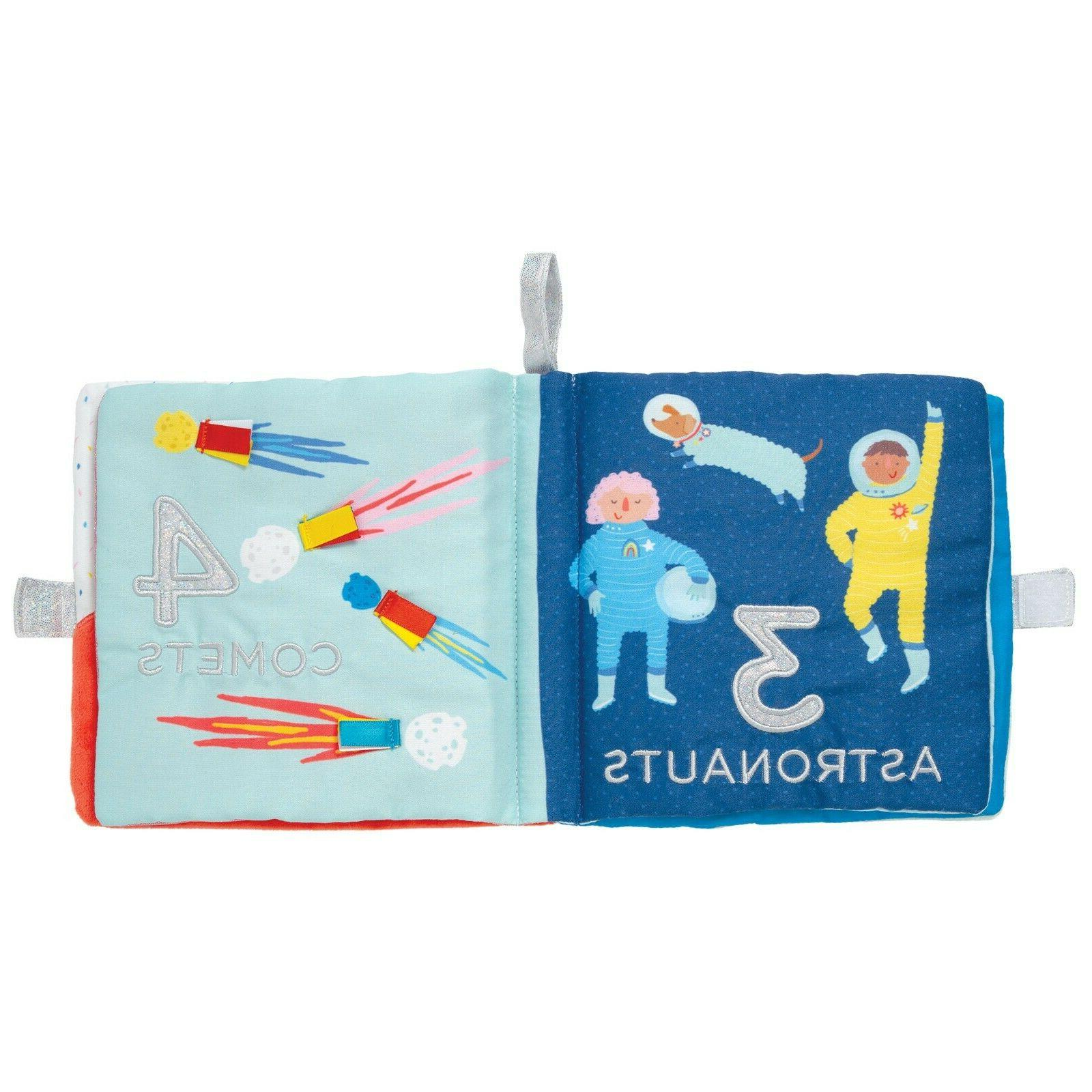 Manhattan Toy Themed Soft Baby Book Crinkle