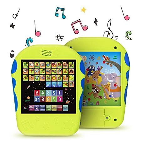 spanish learning tablet educational toy boxiki kids touch an
