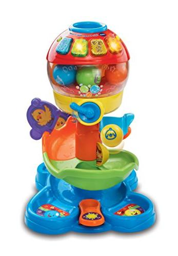 spin learn ball tower