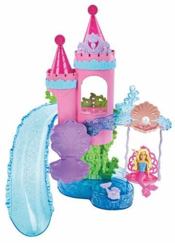 splash slide bath playset