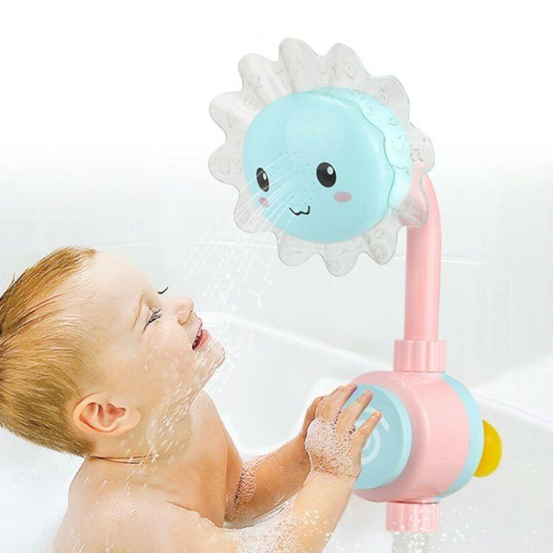 Spray Bath Shower And Bath, Bath Games, Birthday Gifts