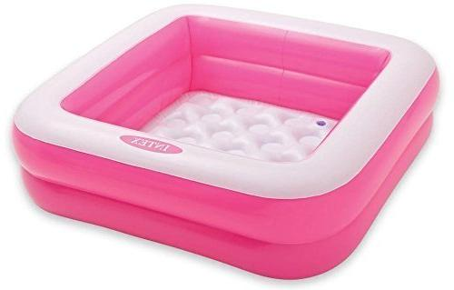 square baby pool