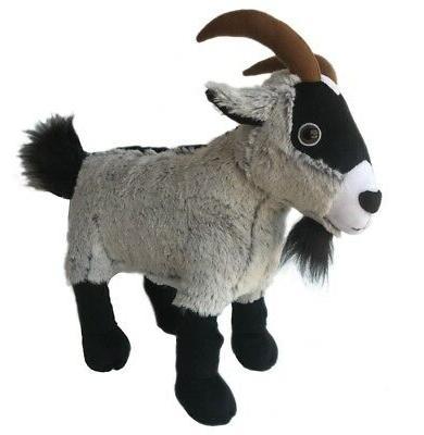 standing pygmy goat stuffed animal