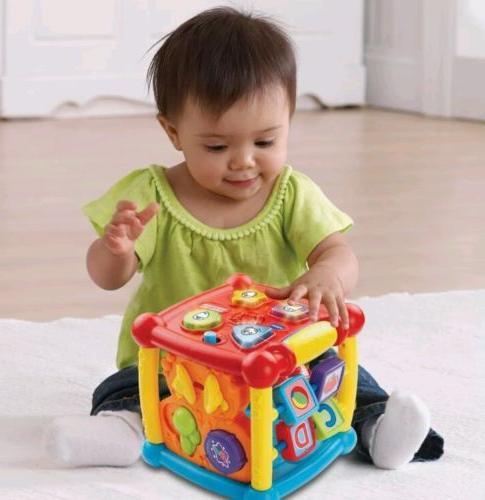 SUPER SALE!!! Learners Activity Cube FREE SHIPPING!!!