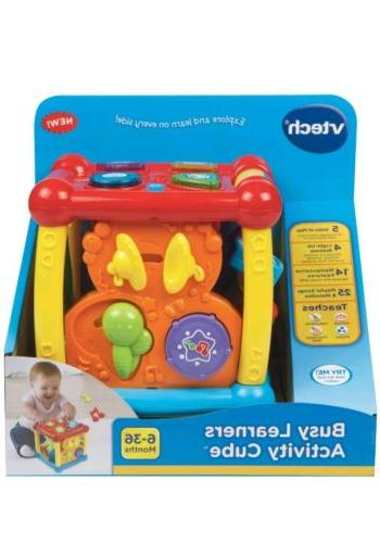 super sale busy learners activity cube free