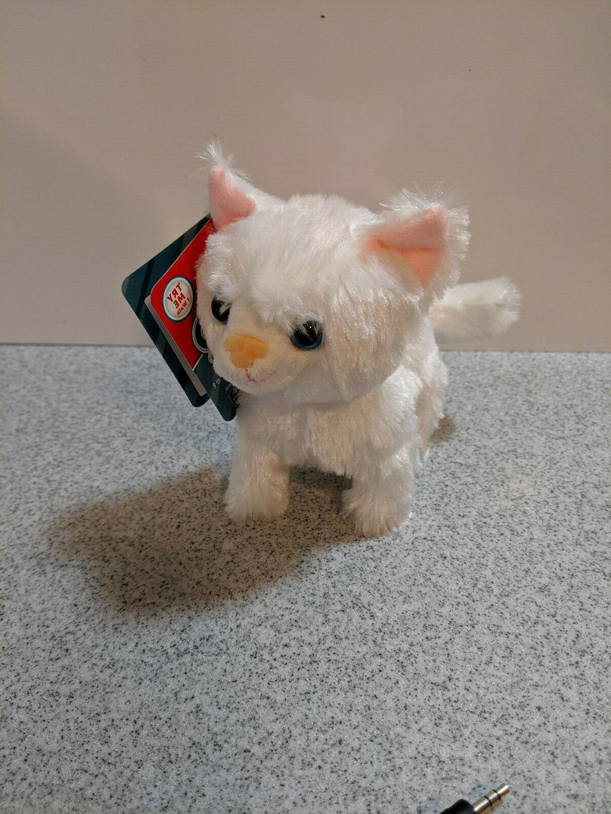 Switch Adapted Walking puppy toy, Special Needs
