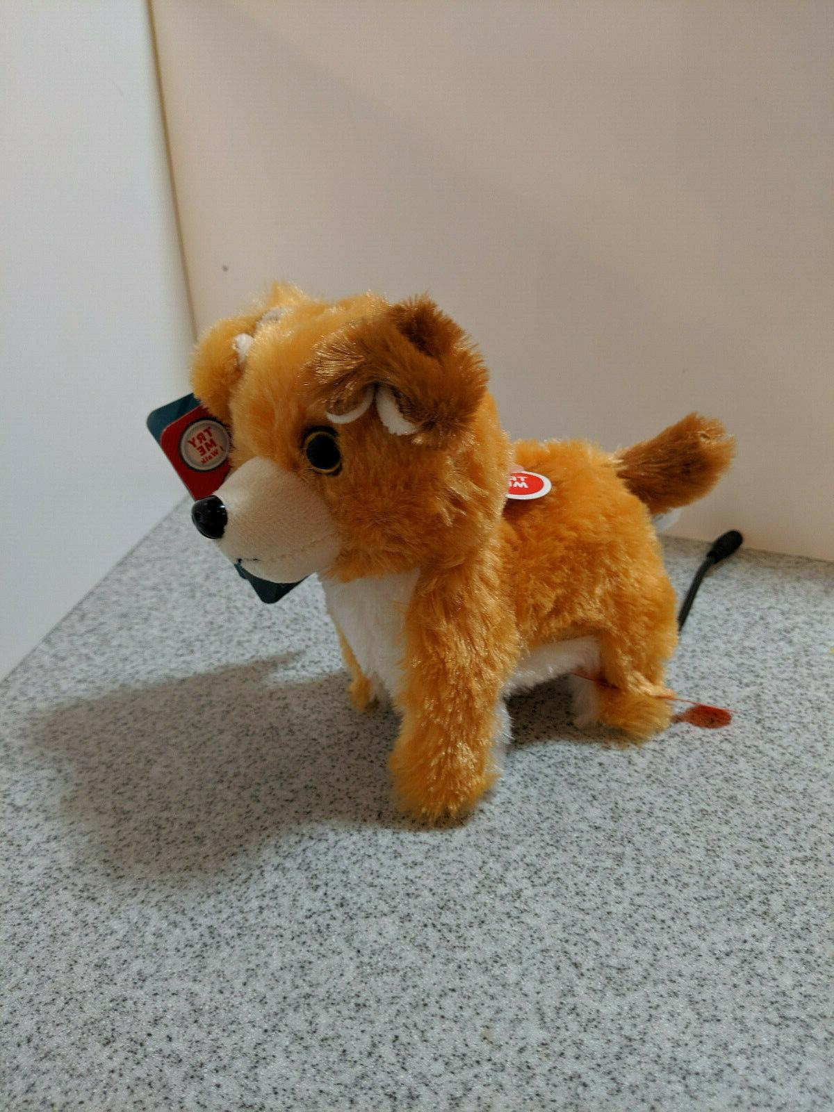 Switch Toys- Walking puppy toy,