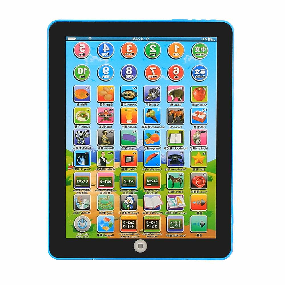 tablet pad computer for kid children learning
