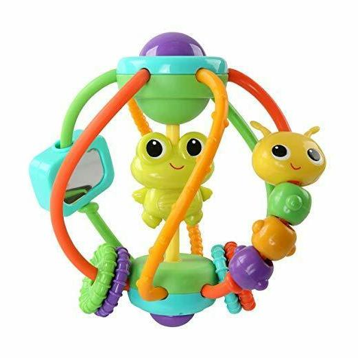 Baby Tunes and Bright Starts Clack Ball