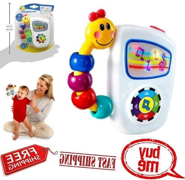 take along tunes toys musical developing melodies