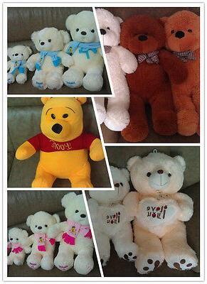 teddy bear winnie the pooh soft plush