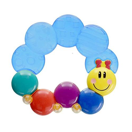 teether pillar toy