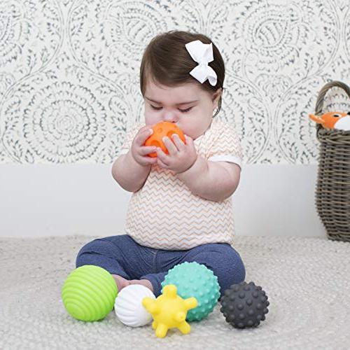 Infantino Textured Ball Set