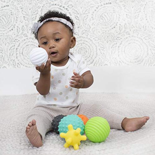 Infantino Textured Multi Set