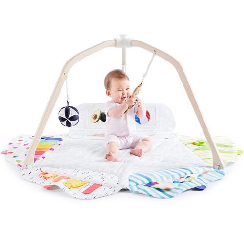 The Play Gym by Lovevery; 5 Developmental Zones for Brain, F