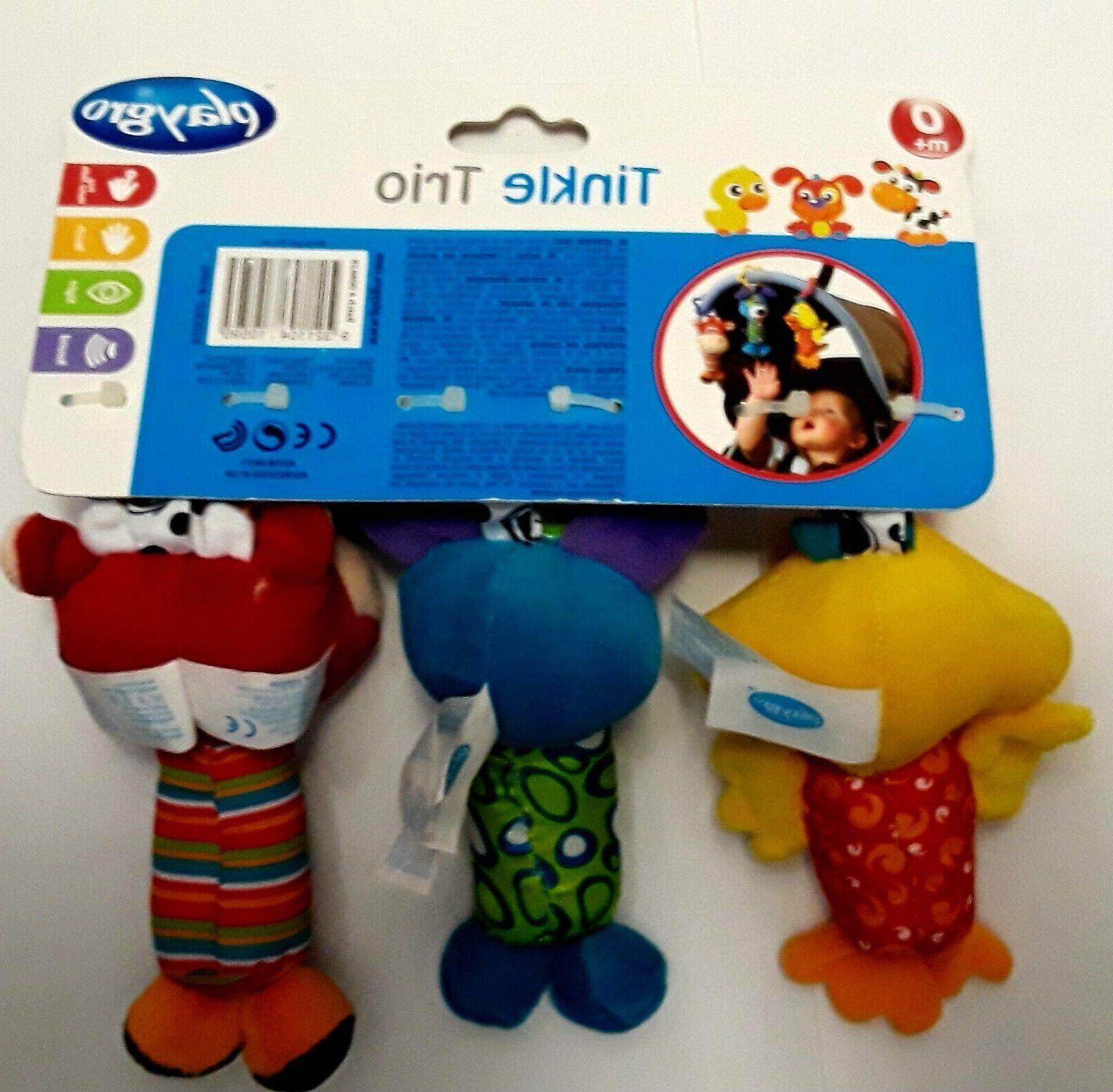 Playgro Trio Baby Motor 0 +,