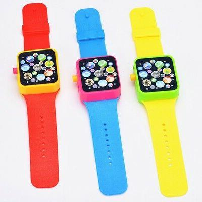 Toddler Watch Sound Gift Kids Toys