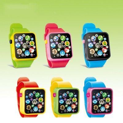 Toddler Smart Watch Story Gift Toys