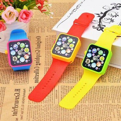 Toddler Baby Watch Sound Gift Education Fun Toys