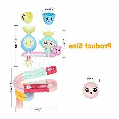 Toddler Toys Tub Spinning Ball