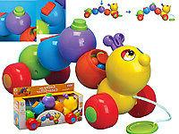 5 ASSORTED TODDLER TOYS  12-18 MONTHS.. 1 OF EACH TOY... GRE